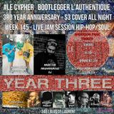 #LECYPHER WEEK 145 17/10/05 Anderson Paak Tribute, Dringo Starr, Mark The Magnanimous, Flamin'Grill
