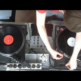 It was pre-party vinyl mix