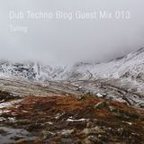 Dub Techno Blog Guest Mix 013 - Turing