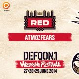 The colors of Defqon.1 mixes | Red by Atmozfears