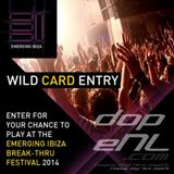 Emerging Ibiza 2014 DJ Competition - dopeNL