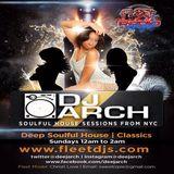 DJ ARCH Pressure Radio 10-12-15 www.deejarch.com