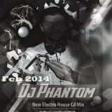 Electro House 2014 (Dj Phantom Fotis Mix)