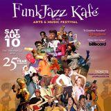 The Afromentals Mix #105 by DJJAMAD (Funk Jazz Kafé Edition) 25th Anniversary - Sat August 10th 2019
