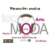 Viernes live session - Estudio Cero 21032014