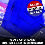 State of Breaks with Phylo on NSB Radio - 06-27-2016