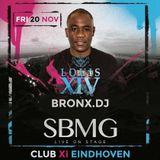 BRONX DJ live @ Louis XIV DEC edition!!!