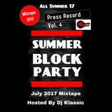 Press Record Vol. 4 ( Summer Block Party )