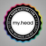 my.head x RadioElectroLyon mixtape