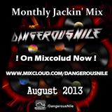 DangerousNile - 30 Min Jackin' House Mix August 2013