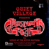 Quiet Village - Fragments Of Fear II : The Dance Of The Witch Doctors