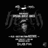 Aems ft. Jakes & Acetate - SubFM - Show008 - 23_04_17