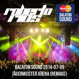 Roberto Rios - Jägermeister Arena, Balaton Sound 2014-07-09