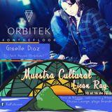 Giselle Díaz @ Kalfutuwe (Chucao Lounge, Licanray 15.07.17)