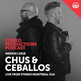WEEK16_18 CHUS & CEBALLOS LIVE FROM STEREO MONTREAL (CA)
