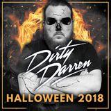 Dirty Darren Halloween 2018 Mix