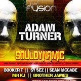Soul Fusion - Summer Terrace Pre Party Guest Mix  - ADAM TURNER
