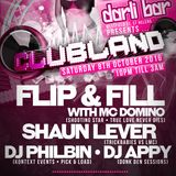 Clubland At Darli Bar St Helens Saturday 8th October - Promo Mix By Shaun Lever (Trickbabies)