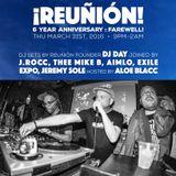 4. ¡Reunión! Finale - DJ Day