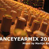 DanceYearmix 2012 - Mixed By Martijn Baten