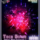 """Clash Of Vibes Show #5 (Live) """"Tech House Special"""" - Tommassi J"""