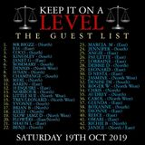 BMR KEEP IT ON A LEVEL 2019 PT2 FT E16 DJ RATTY DJ COCO ROY T UNCLE NUTS MR BIGZZ & NEW ATTRACTION