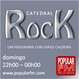 Popular FM Radio: DISAFFECTED Special @ Catedral do Rock (2018-03-18) - Interview with António Gião