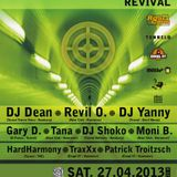 Dj Yanny  Live@ Rose Club vs. Tunnel Revival 27.04.2013