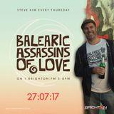 Live on 1 Brighton FM :: July 27, 2017