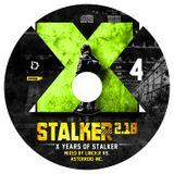VA - STALKER 2.18: LINCH.R vs. ASTERROID INC. - X Years Of Stalker Mix (2018)