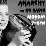 Anarchy on NURadio 15 December 2014 with Special Guest Charmaine Sonnex