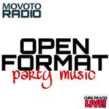 Open Format Party Music QUICK MIX LIVE! presented by Movoto Radio *EXPLICIT*