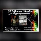 FIRST SHOW ON VIBES FM- REGGAE XPLOSION 080417