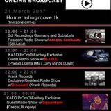 2017 03 21 20-21h (gmt+1) Sdl Recordings GbR Resident Radio Show w/Marcel Schramm (Sdl Artist)