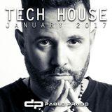 Pablo Prado - Tech House January 2017