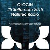 Naturec Radio   Olocin   25 Settembre 2015