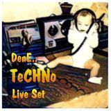 Live TECHNO set