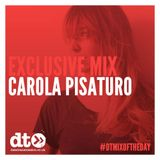 Mix of the Day : Carola Pisaturo