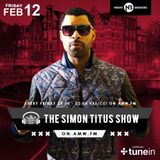 the simon titus show live on AMW.FM Friday 12th Febuary