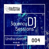 3quencyDJsessions 004 - Undiscovered live Techno mix 14-03-19  One hour of techno - Hard techno