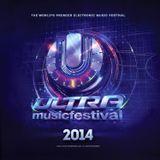 Dyro & Dannic & Hardwell - Ultra Music Festival Miami (UMF Radio Stage) - 29.03.2014
