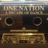 DJ SS - One Nation - A Decade of Dance - 1998
