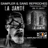 "RADIO S&SR Transmission n°1088 -- 20.11.2017 (Top Of The Week ""LA SANTÉ"")"