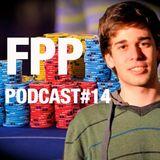 FPP Podcast #14 - Futebol, Poker e Política com Tomás Paiva