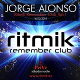 Jorge Alonso - Ritmik Remember Club vol 1