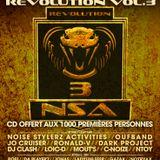 Dj Clash Live @ NSA Revolution Vol.3 ( Cap'Tain - 01.09.2017)