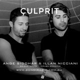 Ange Siddhar & Illan Nicciani Live // BONDI RADIO (Australia) 24.02.2015
