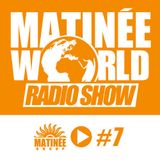 Matinee World Radio Show #7 - Alain Jackinsky indicate my remix to Las Bibas From Vizcaya-RED OBSESS