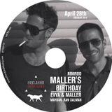 Maller's birthday CD set by Evya & Maller