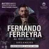 [01-09-2018] Fernando Ferreyra @ Okcidenta  (Santa Fe)